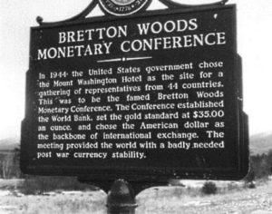 Бреттон-Вудская система