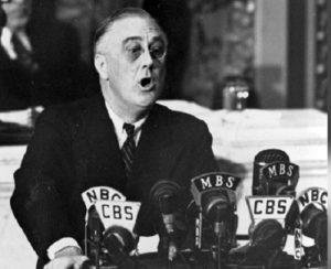 Новый курс Франклина Делано Рузвельта