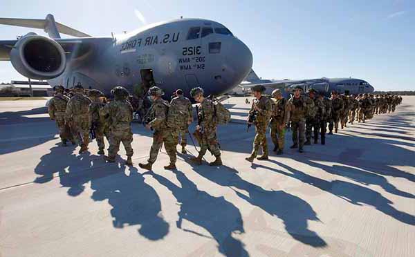 Заявление президента США Джо Байдена о выводе войск из Афганистана