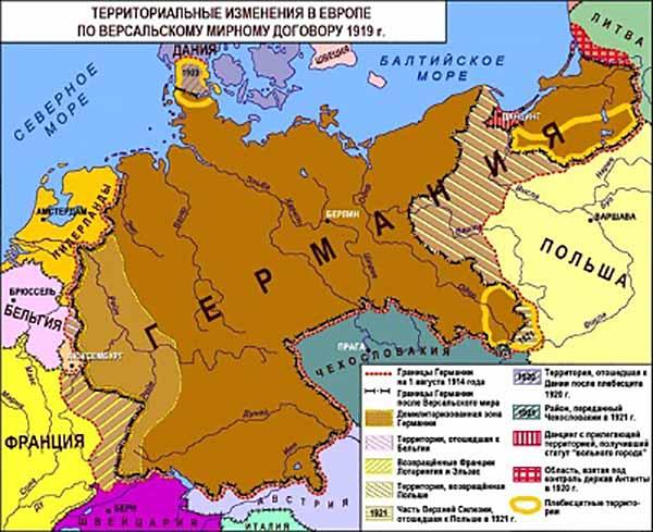 Версальский мирный договор (1919)