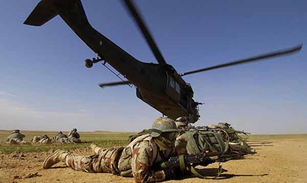 Война в Афганистане 2001-2021 годов