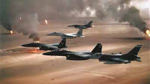 Война в Персидском заливе Самолёты