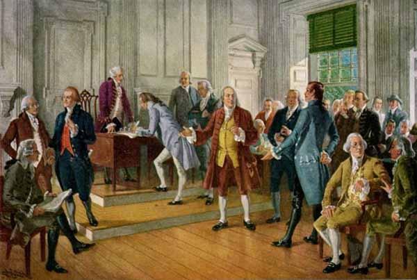 Второй Континентальный Конгресс