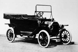Автомобиль Генри Форда модели Форд-Т