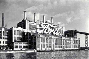 Завод Генри Форда