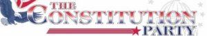 Конституционная партия logo