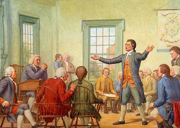 Первый Континентальный конгресс