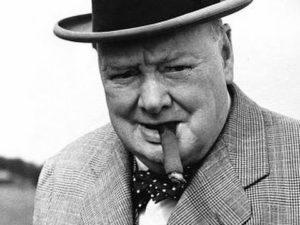 Уинсттон Черчилль