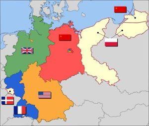 Холодная война. Германия